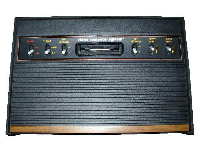 Atari vcs cx 2600 (Sunny)